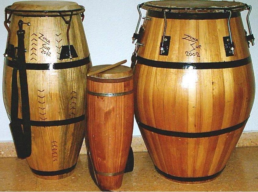 instrumentos de la cumbia